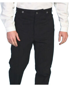 Wahmaker by Scully Cotton Frontier Pants, , hi-res