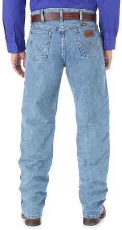 Wrangler Cool Vantage 47 Light Stonewash Jeans - Regular Fit, , hi-res