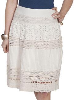 Scully Honey Creek Multi Panel Short Skirt, , hi-res