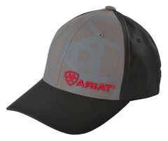 Ariat Shadow Logo Cap, , hi-res