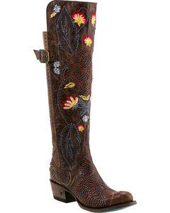 Lane Women's Gabbie Tall Boots - Round Toe , , hi-res