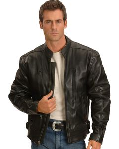 Milwaukee Motorcycle Sioux Falls Leather Jacket, , hi-res
