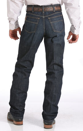 Cinch Men's Green Label Original Fit Jeans - Tapered Leg , Denim, hi-res