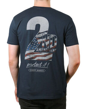 Cody James Men's Protect It T-Shirt, Navy, hi-res