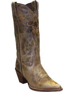 Rawhide by Abilene Boots Women's Embroidered Western Boots - Pointed Toe, , hi-res
