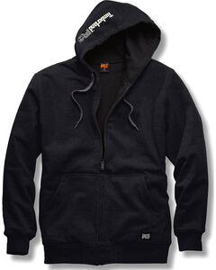 Timberland PRO Men's Black Double-Duty Full-Zip Sweatshirt , , hi-res