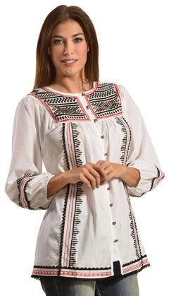 Tasha Polizzi Women's Caravan Shirt, , hi-res
