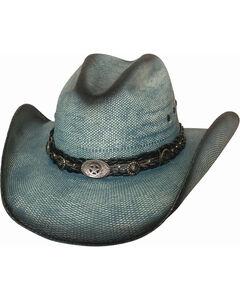 Bullhide Women's Into You Straw Cowboy Hat , , hi-res