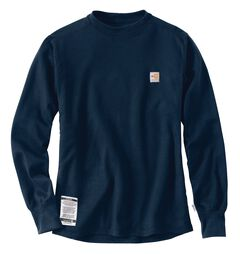 Carhartt Men's Flame-Resistant Base Force Cold Weather Crewneck, , hi-res