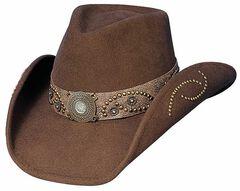 Bullhide Sheila Wool Cowgirl Hat, , hi-res