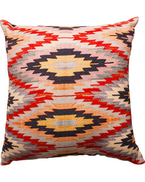 Raakha Hamadan Throw Pillow, Multi, hi-res