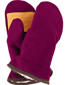 Stormy Kromer Women's Violet Ida's Mittens , , hi-res