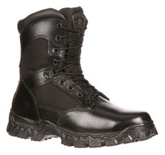 Rocky Men's Alpha Force Waterproof Insulated Duty Boots, , hi-res