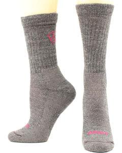 Ariat Ladies Merino Light Hiker Socks, , hi-res