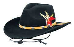 Outback Trading Co. Wide Open Spaces UPF50 Sun Protection Crushable Hat, , hi-res