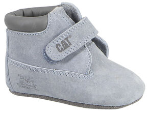 Caterpillar Infant Boys' Precious Crib Shoe Boots, Light Blue, hi-res