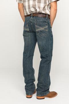Cody James Men's Dusty Trail Slim Fit Boot Cut Jeans, , hi-res