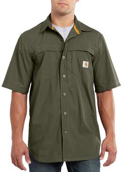 Carhartt Force Mandan Work Shirt, , hi-res