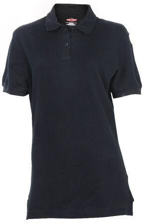 Tru-Spec Women's Black 24-7 Dri-Release Polo Shirt , Black, hi-res
