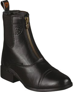 Ariat Heritage Breeze Paddock Riding Boots - Round Toe, , hi-res