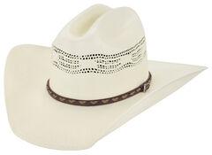 Justin 20X Bryson Straw Cowboy Hat, , hi-res