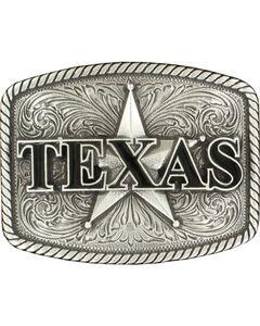 Nocona Men's Texas Star Buckle, , hi-res