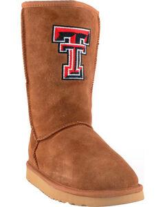 Gameday Boots Women's Texas Tech University Lambskin Boots, , hi-res