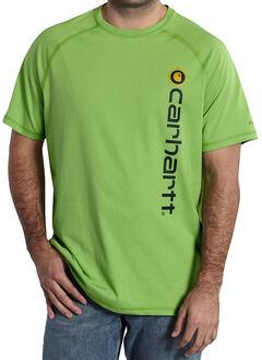 Carhartt Force Delmont Short Sleeve Shirt, , hi-res