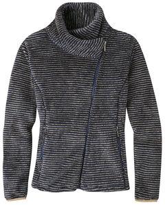 Mountain Khakis Women's Wanderlust Fleece Jacket, Navy, hi-res