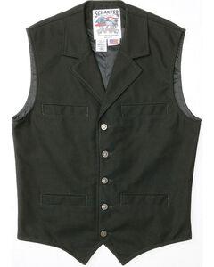 Schaefer Ranger Vest, Black, hi-res