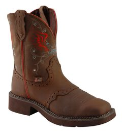 Justin Gypsy Aged Bark Cowgirl Boots - Square Toe, , hi-res