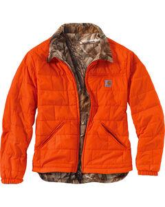 Carhartt Men's Reversible Woodsville Jacket - Big & Tall  , , hi-res