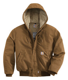 Carhartt Flame-Resistant Midweight Active Hooded Jacket, , hi-res