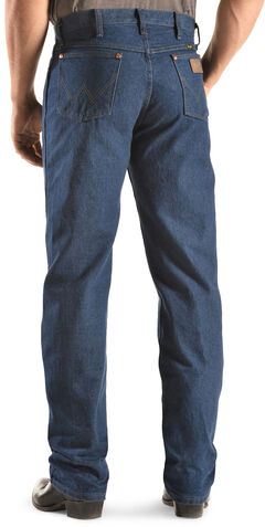 Wrangler Jeans - 13MWZ Original Fit Prewashed Denim, , hi-res