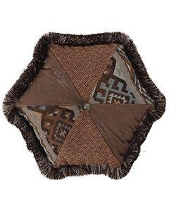 HiEnd Accents Rio Grande Hexagon Pillow, , hi-res
