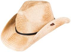 Peter Grimm Hedon Straw Cowboy Hat, , hi-res