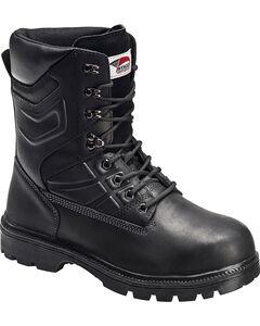 Avenger Men's Internal MetGuard Work Boots - Steel Toe, , hi-res