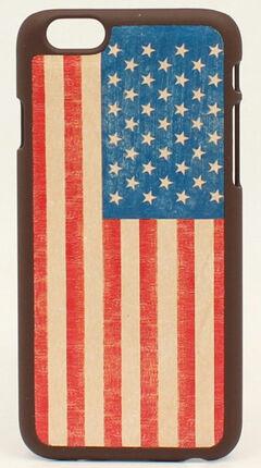 Nocona American Flag iPhone 6 Plus Case, Multi, hi-res