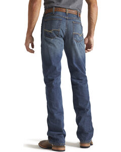 Ariat Denim Jeans - Heritage Medium Tint Relaxed Fit - Big and Tall, , hi-res