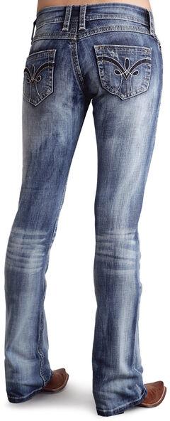 Stetson Women's 818 Fit Contemporary Deco Bootcut Jeans, , hi-res
