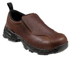 Nautilus Men's ESD Slip-On Work Shoes, , hi-res