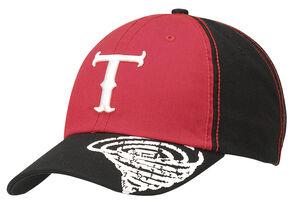 Twister Red Logo Ballcap, Red, hi-res