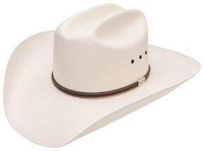 Resistol Men's George Strait 8X Salado Hat, Natural, hi-res