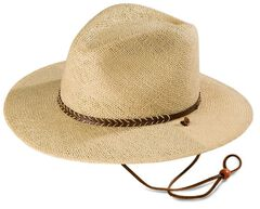Stetson Lakeland UV Protection Straw Hat, , hi-res
