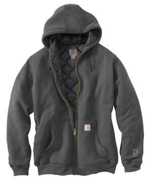 Carhartt 3 Season Season Midweight Sweatshirt- Big & Tall, Charcoal, hi-res