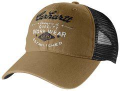 Carhartt Glendale Workwear Mesh Back Cap, , hi-res
