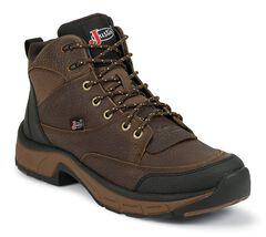 Justin Stampede Kettle Casual Shoes, , hi-res