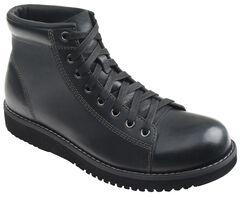 Eastland Men's Black Aiden Lace Up Boots , , hi-res