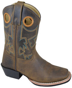 Smoky Mountain Youth Boys' Mesa Western Boots - Square Toe, , hi-res