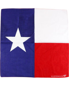 MF Western Texas Flag Bandana, , hi-res